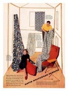 fabric advert